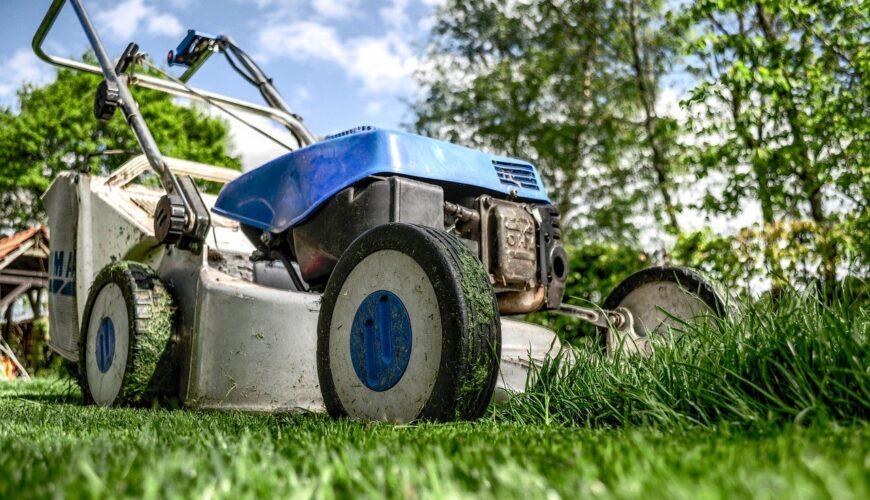 NDIS Lawn Mower